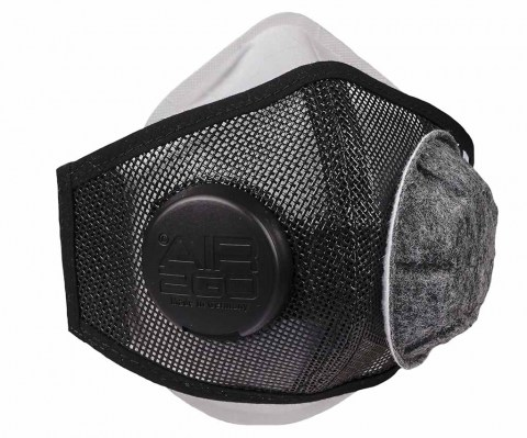 AIR2GO SOFT DUO - Black Mesh