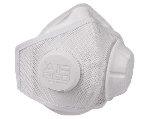 AIR2GO SOFT DUO - White Mesh